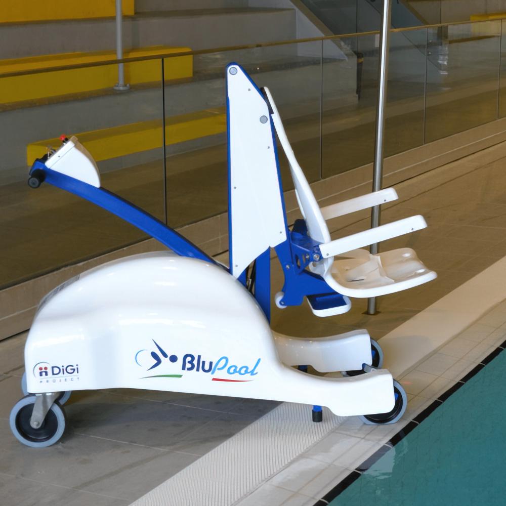 Jew Detector: The Pool-Pod Platform Lift For Swimming Pools